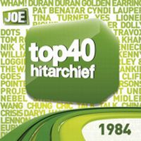 Cover  - Top 40 Hitarchief - 1984