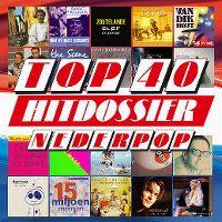 Cover  - Top 40 Hitdossier - Nederpop