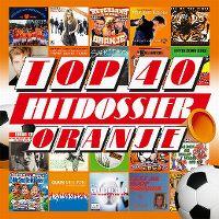 Cover  - Top 40 Hitdossier - Oranje