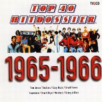Cover  - Top 40 Hitdossier 1965-1966
