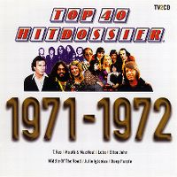 Cover  - Top 40 Hitdossier 1971-1972