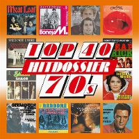 Cover  - Top 40 Hitdossier 70's