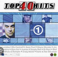 Cover  - Top 40 Hits Vol. 1