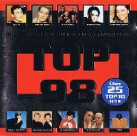 Cover  - Top 98 - Die besten Hits des Jahres