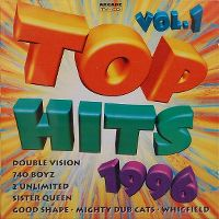 Cover  - Top Hits 1996 Vol. 1
