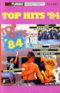 Cover  - Top Hits '84