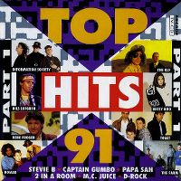 Cover  - Top Hits '91 Part 1
