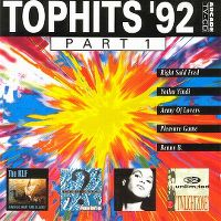 Cover  - Top Hits '92 Part 1