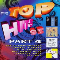 Cover  - Top Hits 93 Part 4