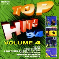 Cover  - Top Hits 94 Volume 4