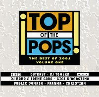 Cover  - Top Of The Pops - The Best Of 2001 Volume One