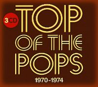 Cover  - Top Of The Pops 1970-1974