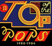 Cover  - Top Of The Pops 1980-1984
