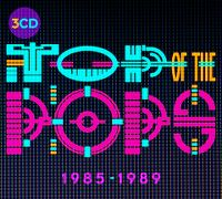 Cover  - Top Of The Pops 1985-1989