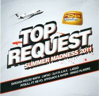 Cover  - Top Request Summer Madness 2011