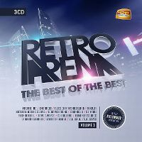 Cover  - Topradio - Retro Arena: The Best Of The Best Volume 3