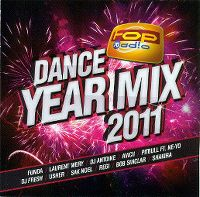 Cover  - Topradio Dance Year Mix 2011