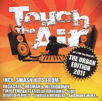 Cover  - Touch The Air - Urban & Electronic Edition