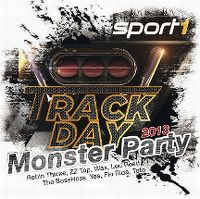 Cover  - Track Day Monster Party 2013
