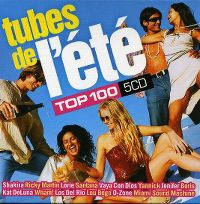 Cover  - Tubes de l'été Top 100