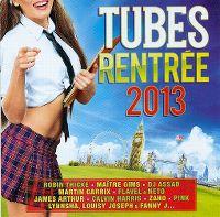 Cover  - Tubes rentrée 2013