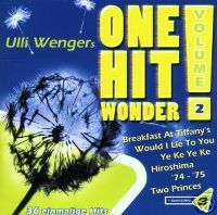Cover  - Ulli Wengers One Hit Wonder Volume 2