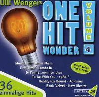 Cover  - Ulli Wengers One Hit Wonder Volume 4
