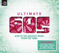 Cover  - Ultimate 60s