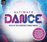 Cover  - Ultimate Dance