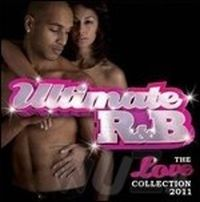 Cover  - Ultimate R&B - The Love Collection 2011