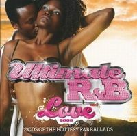 Cover  - Ultimate R&B Love 2008