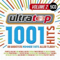 Cover  - Ultratop - 1001 Hits Volume 2