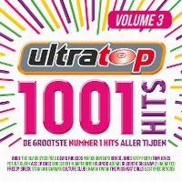 Cover  - Ultratop - 1001 Hits Volume 3