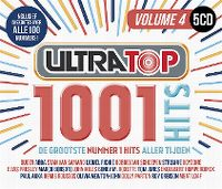 Cover  - Ultratop - 1001 Hits Volume 4