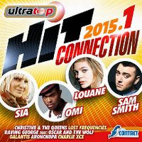 Cover  - Ultratop Hit Connection 2015.1