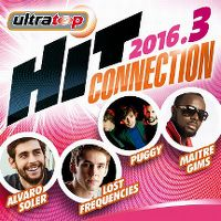 Cover  - Ultratop Hit Connection 2016.3