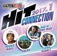 Cover  - Ultratop Hit Connection 2017.1