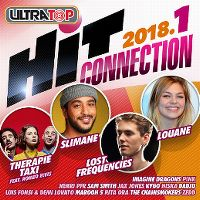 Cover  - Ultratop Hit Connection 2018.1
