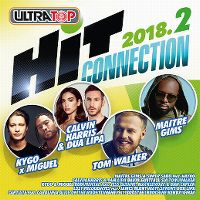 Cover  - Ultratop Hit Connection 2018.2