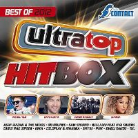 Cover  - Ultratop Hitbox - Best Of 2012