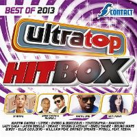 Cover  - Ultratop Hitbox - Best Of 2013