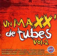 Cover  - Un maxx' de tubes vol. 2