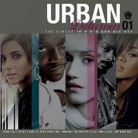 Cover  - Urban Delicious 01 - The Finest In R'n'B And Hip Hop