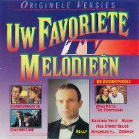 Cover  - Uw favoriete TV melodieën