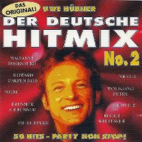 Cover  - Uwe Hübner - Der deutsche Hitmix No. 2 - Das Original! - 50 Hits - Party Non Stop!