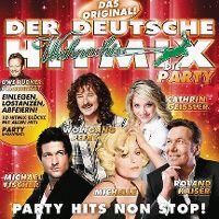 Cover  - Uwe Hübner präsentiert: Der deutsche Weihnachts Hitmix - Das Original! - Die Party