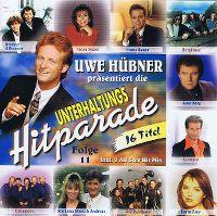 Cover  - Uwe Hübner präsentiert die Unterhaltungs Hitparade - Folge 11