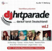 Cover  - Uwe Hübner präsentiert: DJ Hitparade ... darauf tanzt Deutschland! Vol.1