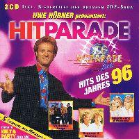 Cover  - Uwe Hübner präsentiert: Hitparade - Hits des Jahres 96