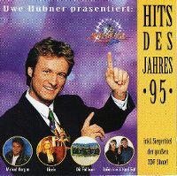 Cover  - Uwe Hübner präsentiert: Hits des Jahres 95